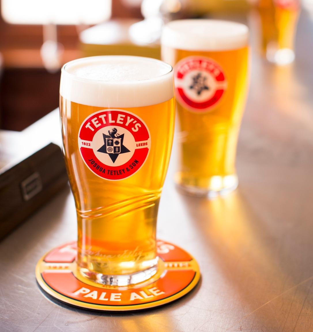 Carlsberg Pale Ale launch